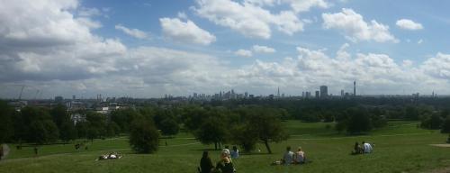 17_Richmond Park, Sky Garden und vieles mehr..._Primrose Hill